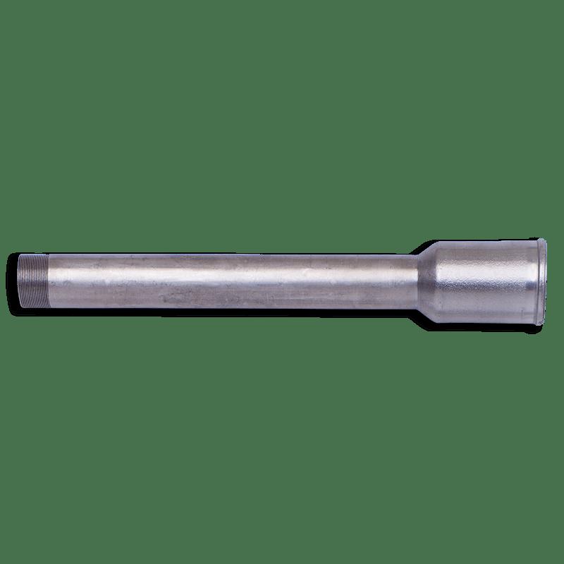<strong>PUMPENROHR FÜR FASSPUMPEN</strong>   (Kleinteile Reinigungsanlage)   Ausgangswerkstoff Aluminium Rohr   AlMgSi 0,5 Ø 30 x 2 mm